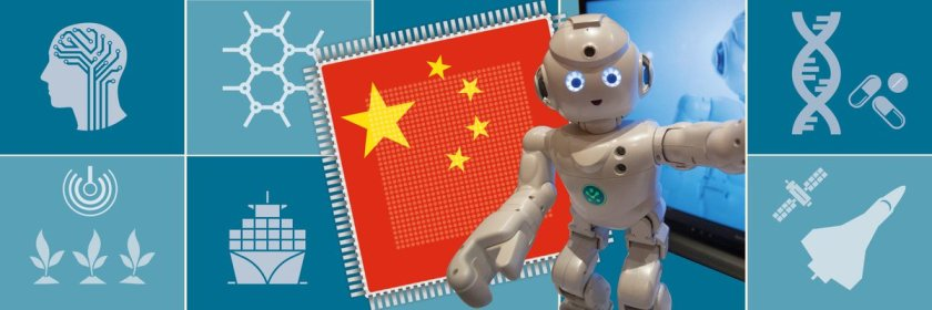 #Technology: #China reboots its superpower ambitions  via @FT #Robotics #AI #BigData