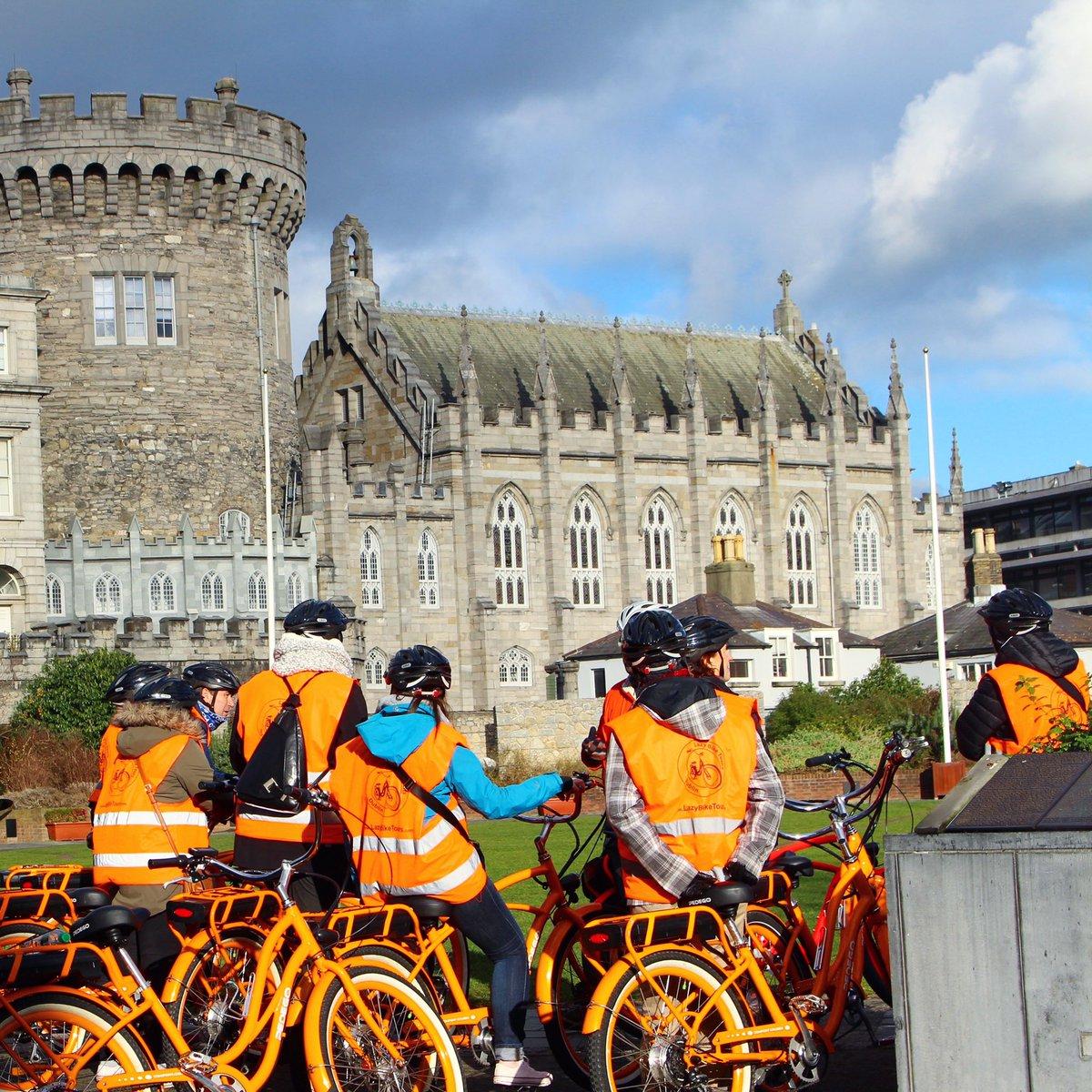 Image result for LAZY BIKE TOURS DUBLIN