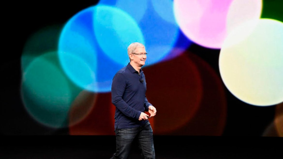 No technology has fired Tim Cook up quite like augmented reality