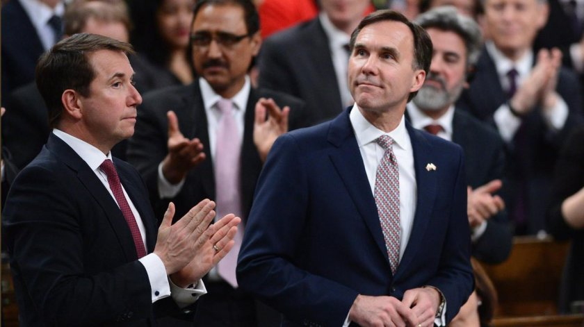 Meanwhile, in Canada: New budget invests $2 billion in climate disaster mitigation fund