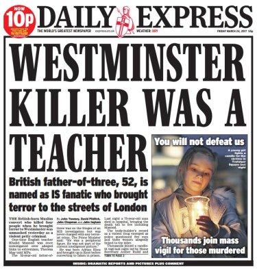 Afbeeldingsresultaat voor westminster killer was a teacher