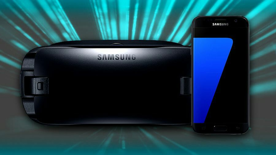 Next Samsung Gear #VR could have a built-in super-high-res display