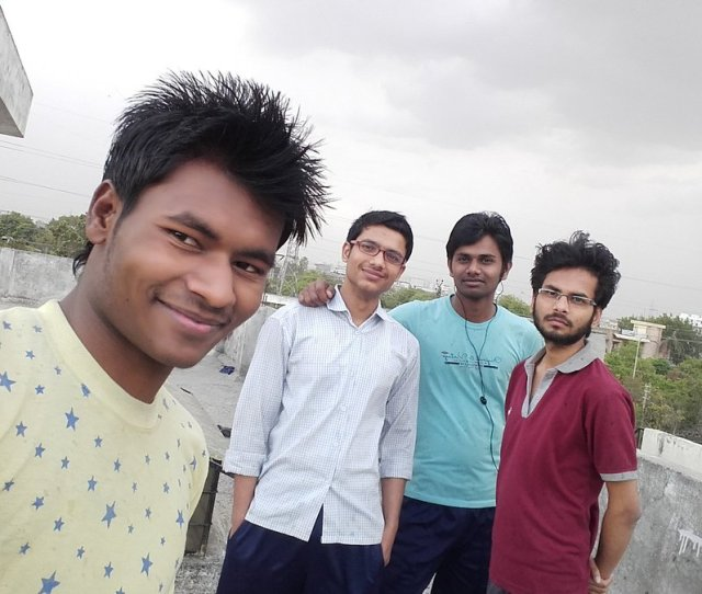 Amit Kumar Mithania On Twitter Me And My Hostal Friends Lets Enjoy With Rain Weather