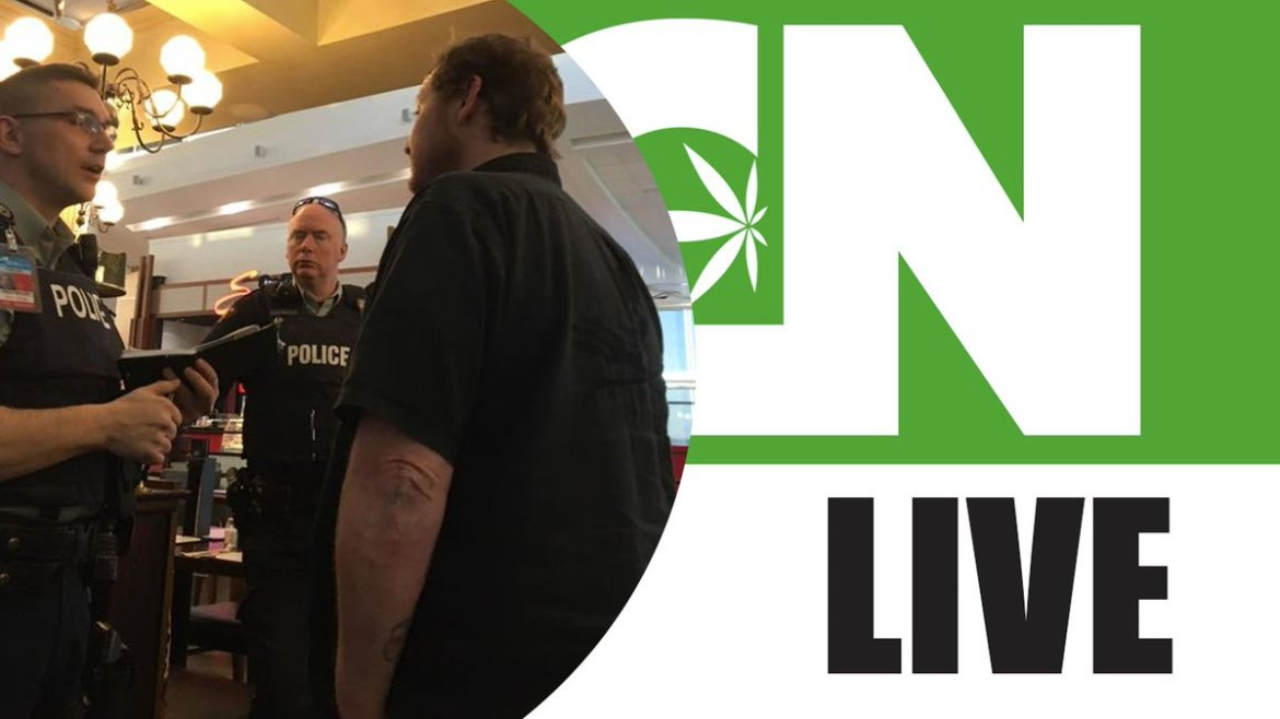 WATCH Cannabis Culture News LIVE today at 4pt on !