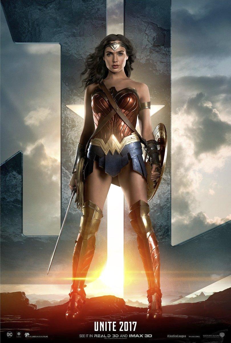 Gal Gadot as Diana Prince / Wonder Woman