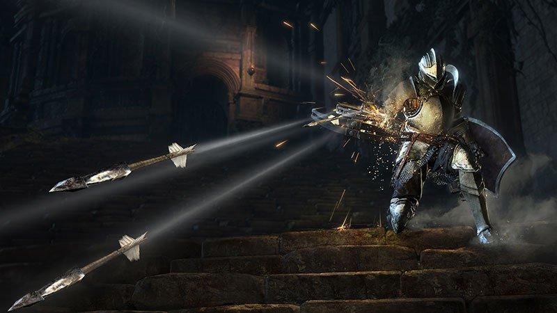 Dark Souls III The Ringed City DLC Launch Trailer 5