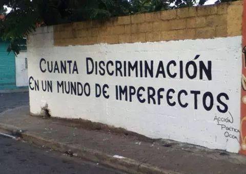cuanta discriminacion en un mundo de imperfectos