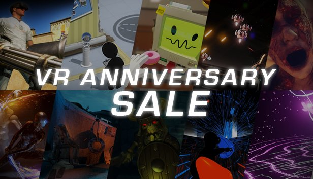 Call of the Starseed is currently 40% off during the Steam #VR Anniversary Sale!