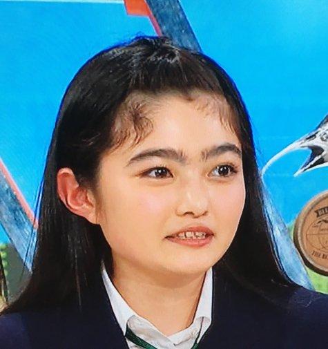 「ワイドナショー 女子高生 眉毛」の画像検索結果