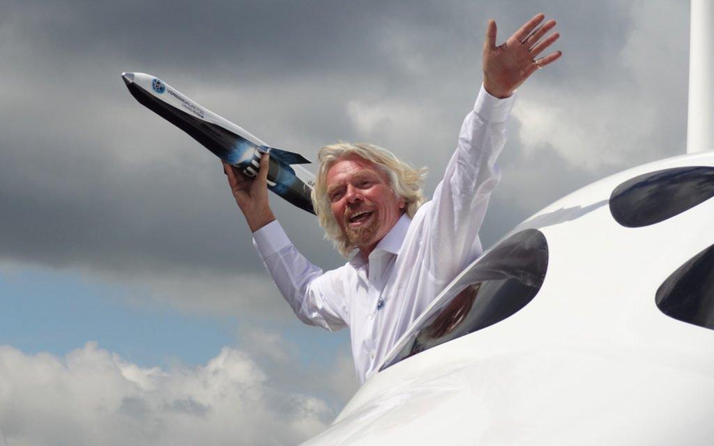 Eccentric Billionaire Sir Richard Branson Tells Farmers to Ditch Cows and Grow Cannabis.