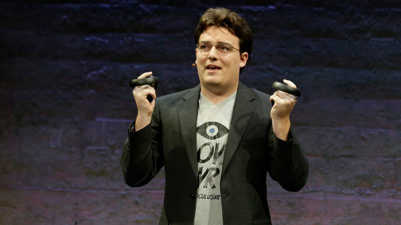 Oculus founder Palmer Luckey reportedly out at Facebook