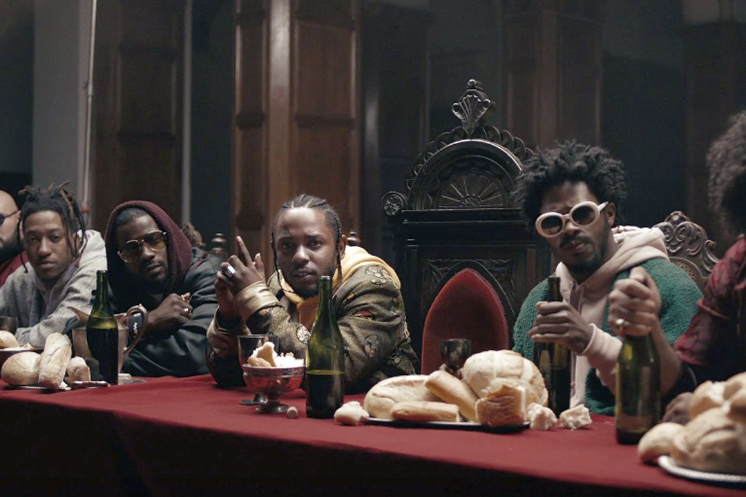 Kendrick Lamar – HUMBLE. Music Video