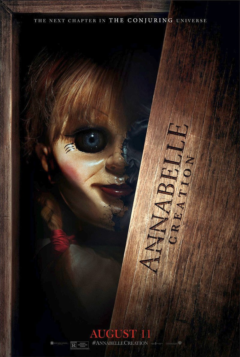 Annabelle: Creation Trailer Unveiled