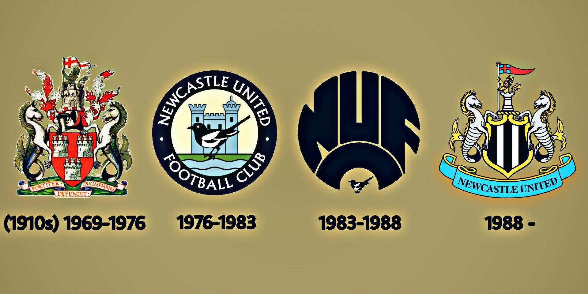 "S, m, l, xl, 2xl. Newcastle Utd Turkey on Twitter: ""@NUFC Badge History…"