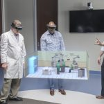 Using a HoloLens in the Operating Theater  #IoT #Cloud #BigData