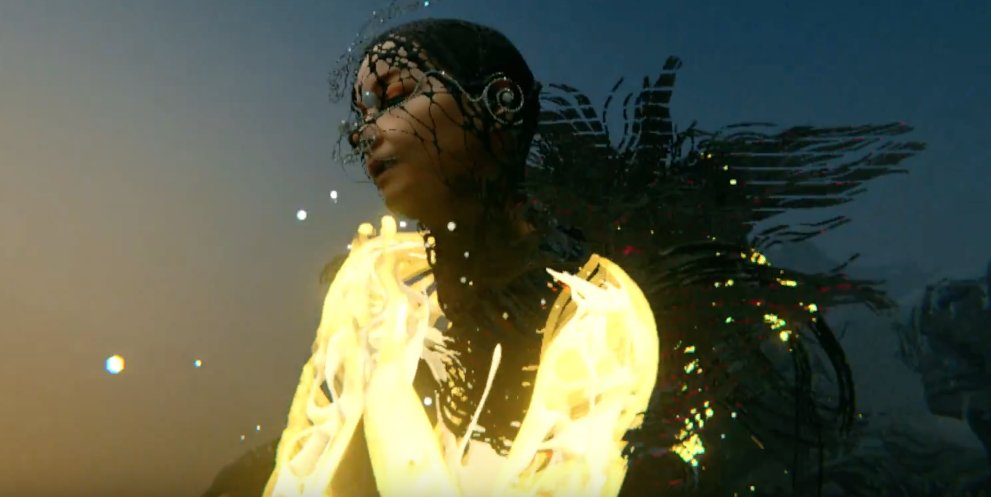 Watch: Björk has a new music video, and it's a virtual reality stunner