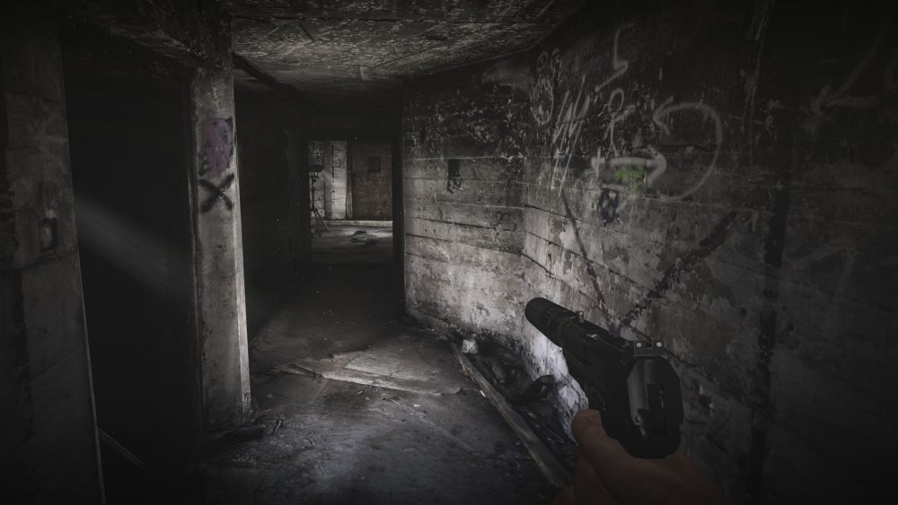 Shooter Get Even won't have #VR support after all. via @The_CSJR
