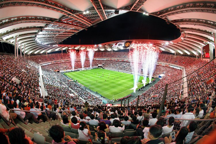 Image result for seoul world cup stadium site:twitter.com