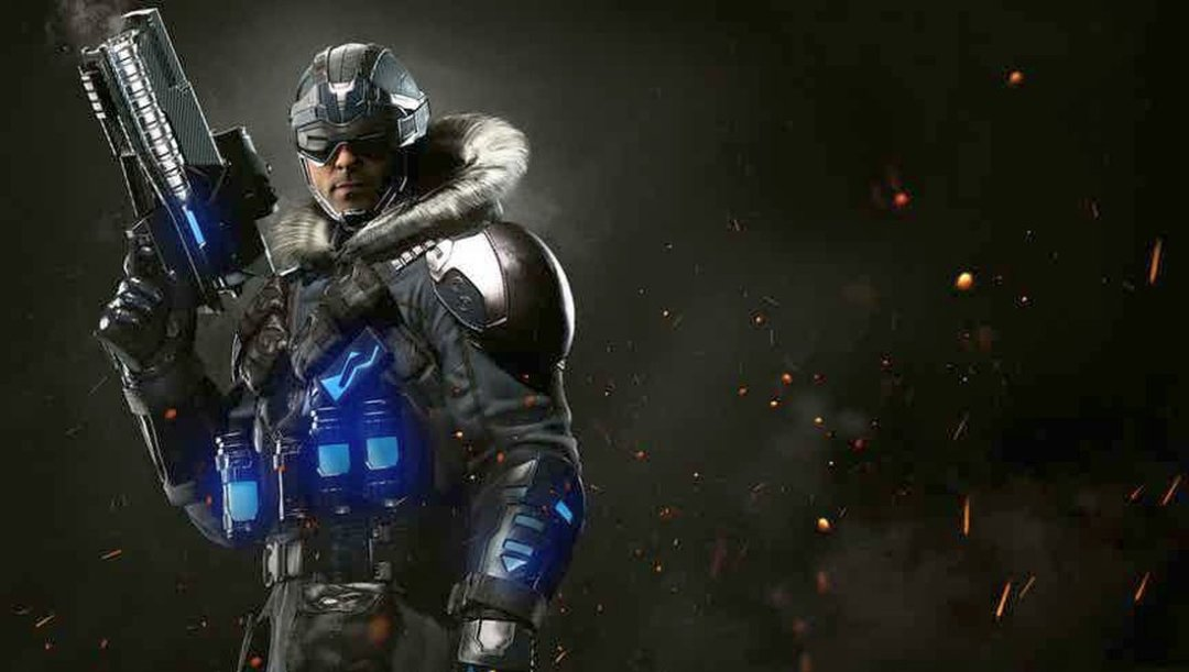 Injustice 2 – Captain Cold Trailer
