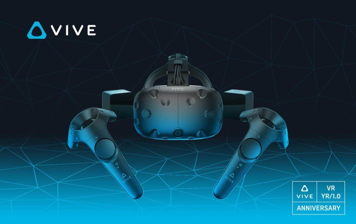 Vive Year One: The @HTCVive Team talk about their first year -  #ViveDay #VR