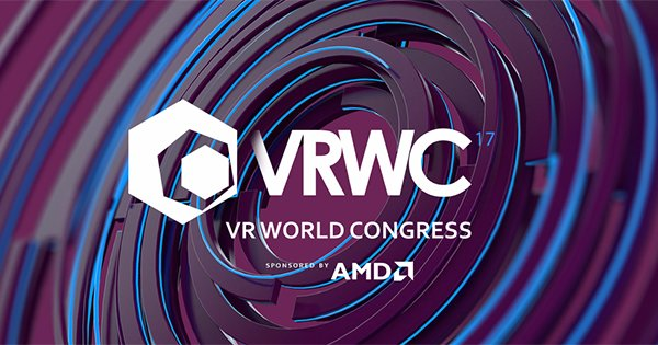 A @VRWorldCongress update reveals new hosts, panel, speakers and more:  #VRWC17 #VR