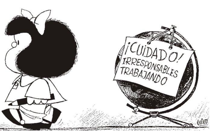 "dimebarcelona on Twitter: ""¡Cuánta razón tienen Mafalda¡#Mafalda #Quino  #español #Spanish #vocabulary #spanishteachers… """