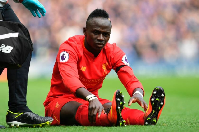 It's season over and most probably surgery for Liverpool's Sadio Mané.  Find out more  #LFC
