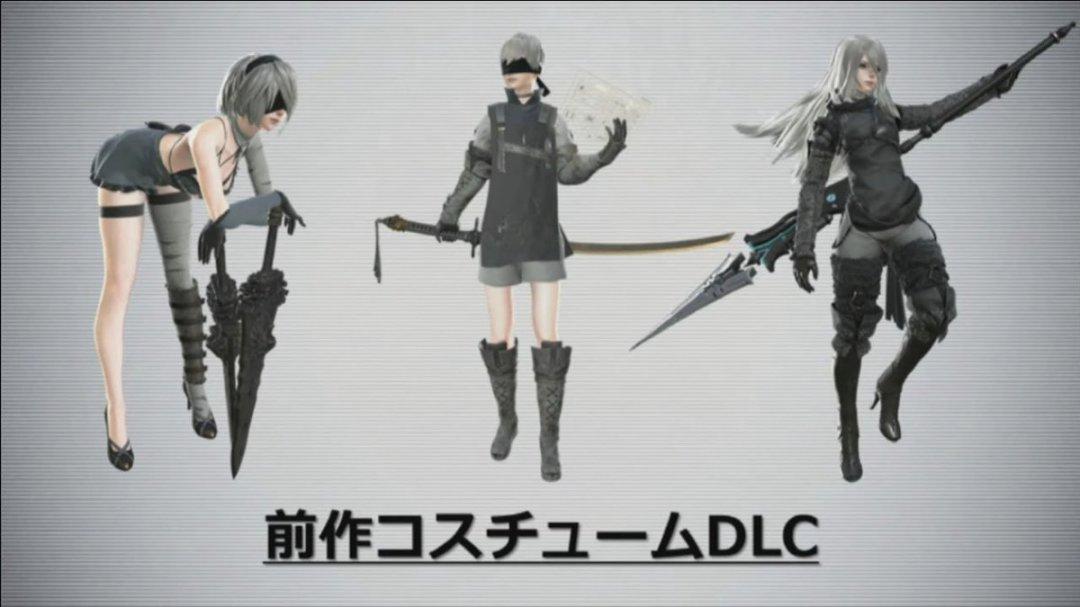 Nier: Automata DLC Featuring Coliseum, Costumes & More Announced
