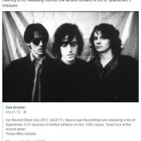 Spacemen 3 Original Member Pete Bassman On Theft Of Band's Logo By Former Manager, Jason Pierce and Sonic Boom Working In Tandem For The First Time In 26 Years And Poor Royalties