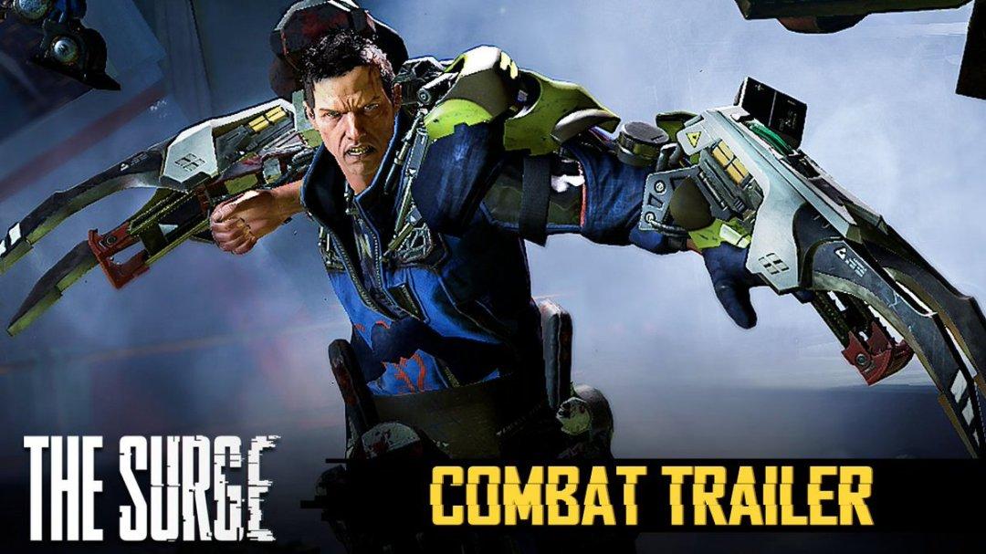The Surge - Combat Trailer 4