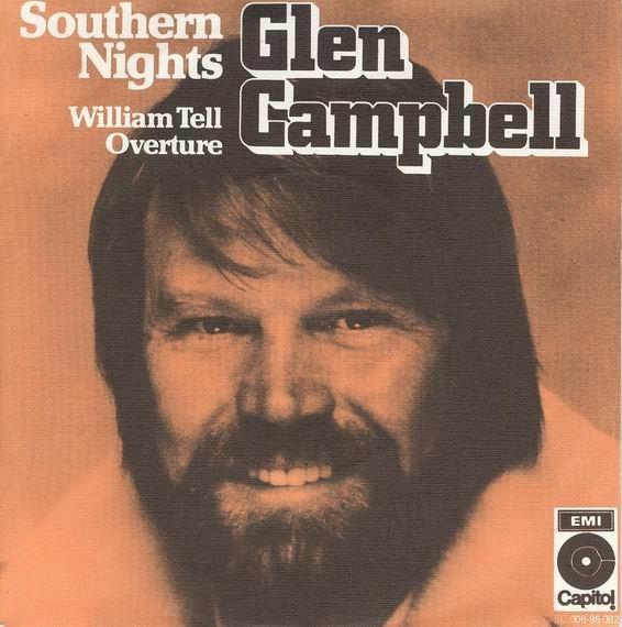 Glen Campbell – Southern Nights Lyrics