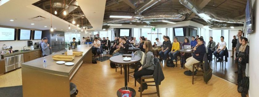 Community Report: React Native Vancouver: April Talk Night -  #ReactNative #Meetup