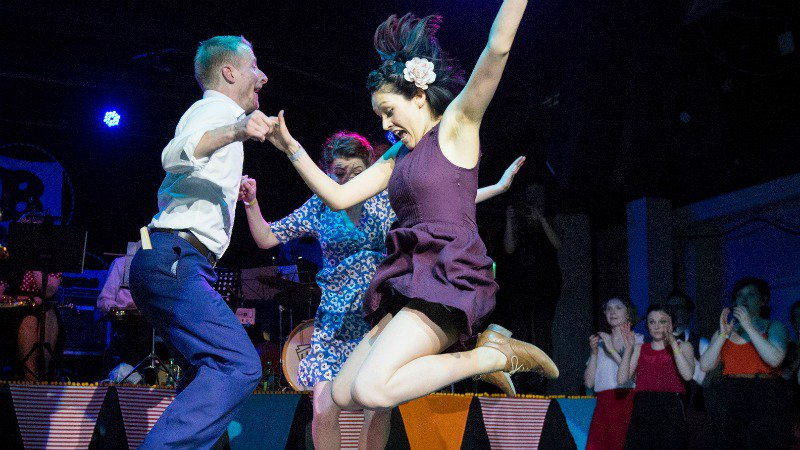 10 things to do in Bristol this week, including swing, chocolate and virtual reality: