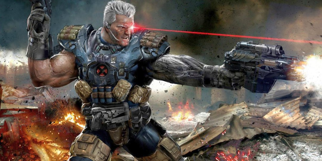 Josh Brolin To Play Cable In Deadpool 2 3