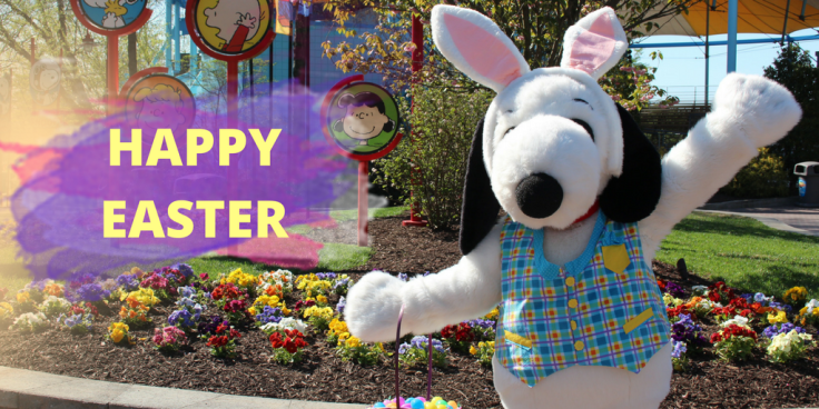 Image result for kings dominion easter
