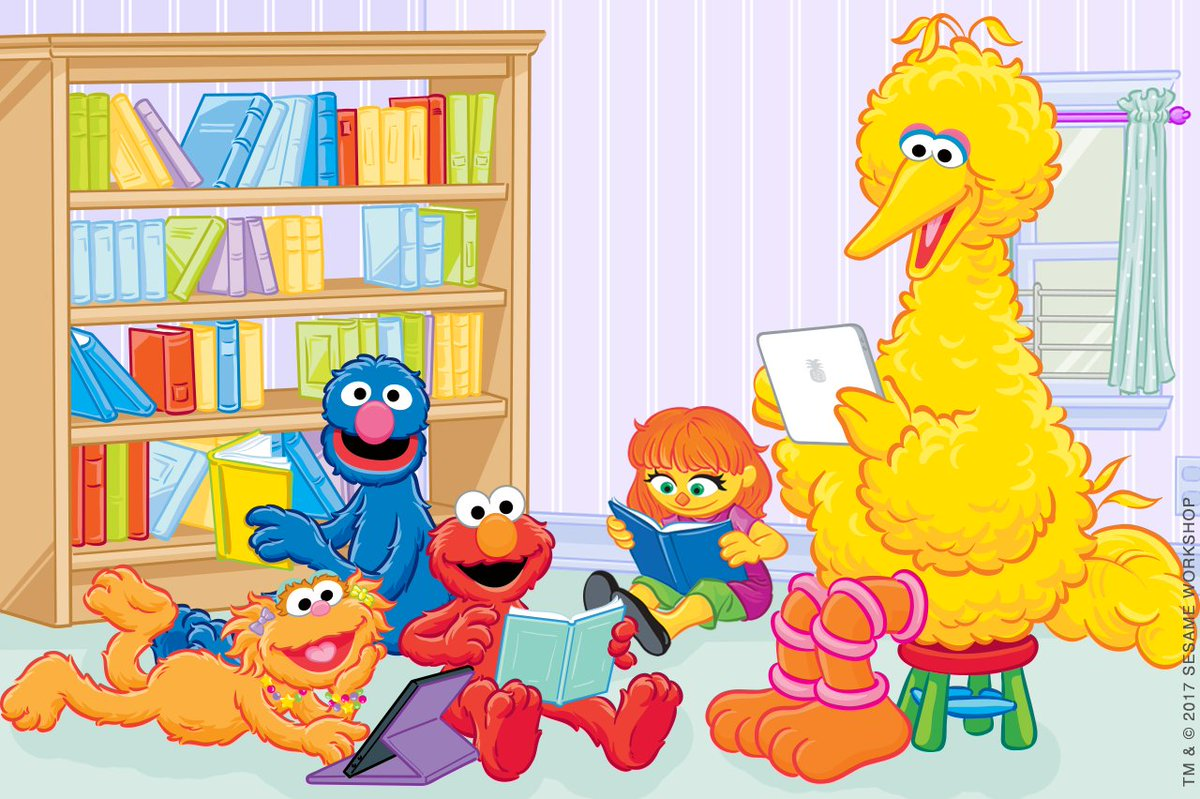 Now Kids Can Create Their Own Stories Featuring Elmo