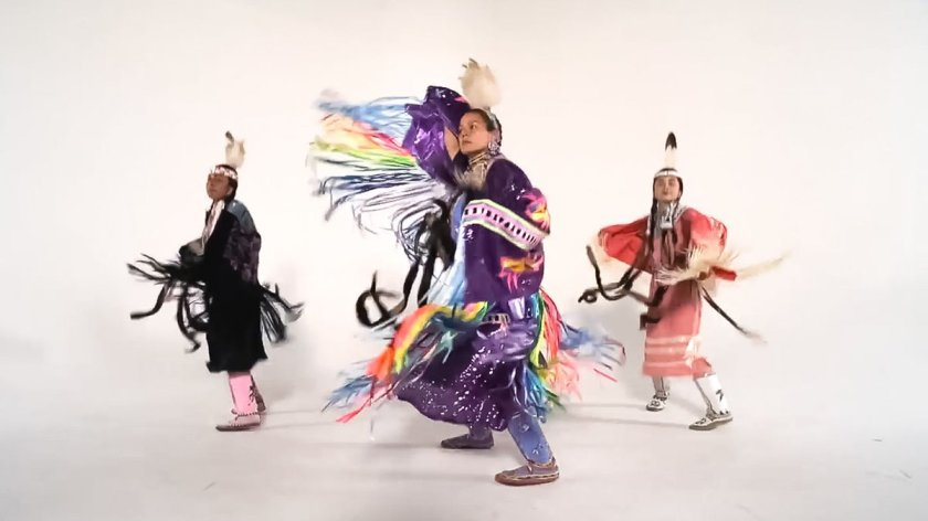 #Culture #Exercise #Health 'Powwow Sweat' Promotes Fitness Through Traditional #Dance