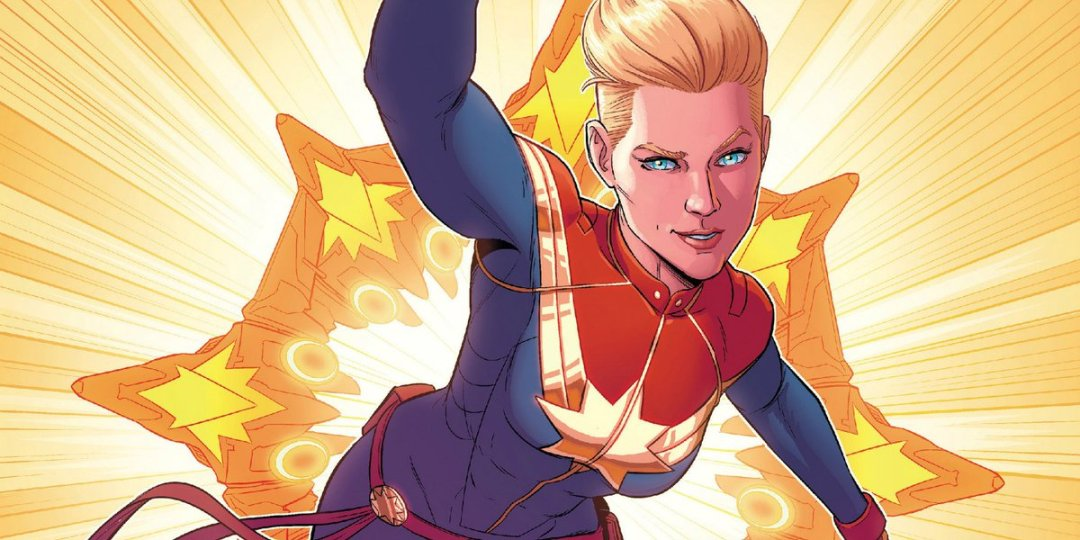 Anna Boden & Ryan Fleck To Direct Captain Marvel