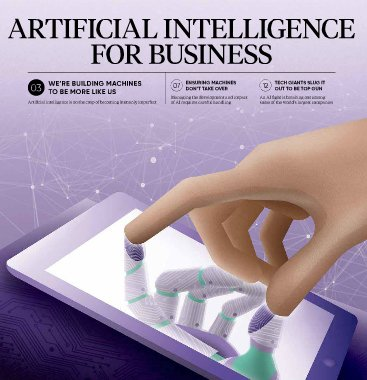 Artificial Intelligence for Business #AI #Robots #RPA #machinelearning #fintech   @raconteur