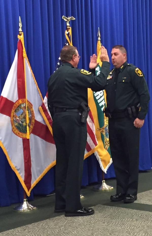 """Polk County Sheriff on Twitter: """"Meet our newest Detention Captain Tom Laurell - Congratulations ..."""