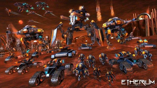 etherium gameplay
