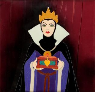 "Muir Hewitt on Twitter: ""Beautifully drawn : Snow White's ..."