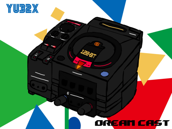 Dreamcast Tower of Power by Yu 32X
