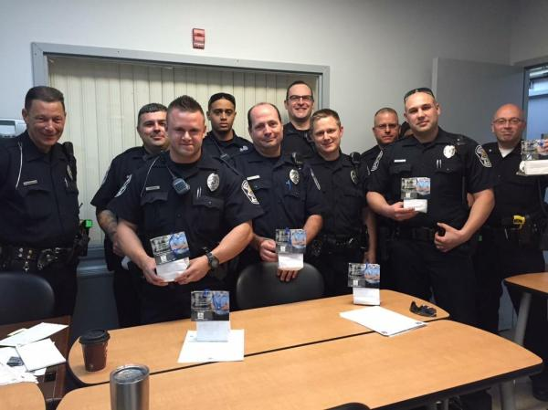 """Norristown Police on Twitter: """"NPD Officers received a ..."""