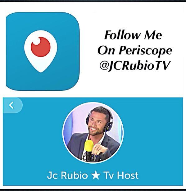 JC Rubio ★ TV Host (@JCRubioTV) | Twitter