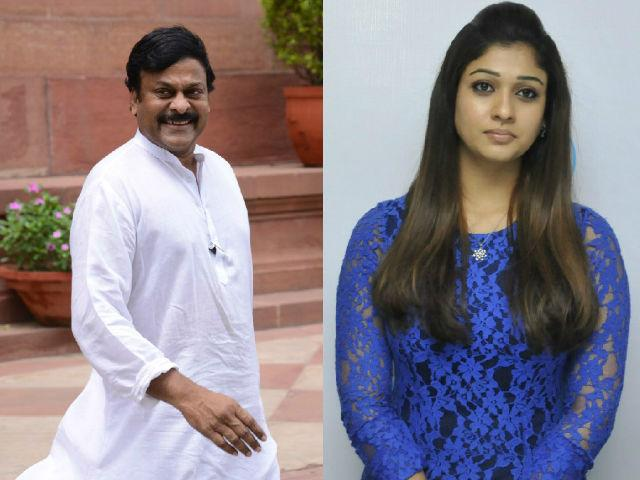 Nayanthara Doesnt Give A Damn To Chiranjeevi