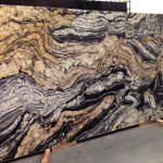 Cosentino Detroit On Twitter Is Your Kitchen Island Needing A Pop Check Out This Slab Of Orinoco Granite Cosentino Kitchen Kitchendesign Http T Co 8zrpjhec6e