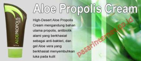 Aloe Propolis Cream