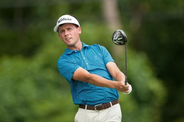 Ben polland of deepdale golf club in new york will take 36 hole lead     Ben Polland of Deepdale Golf Club in New York will take 36 hole lead at