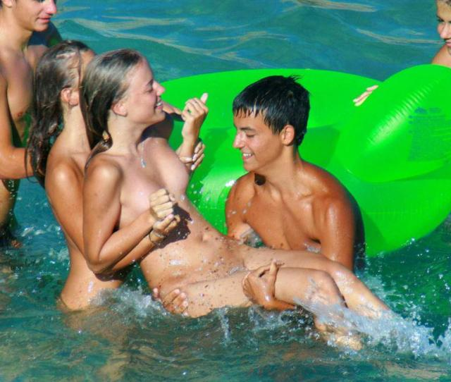 St_nudist On Twitter Young Naturist Friends Naked Day Fun